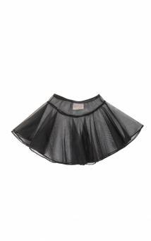 Юбка черная гимнастическая  для девочки. Для эпизодического использования