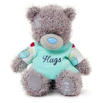 Мишка Тедди Me to You 10 см. в свитере