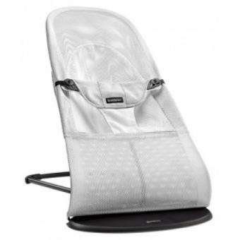 Кресло-шезлонг Balance Soft Air  лимитированный выпуск      Белый