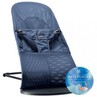 Кресло-шезлонг Balance Soft Air  Пепельно-синий