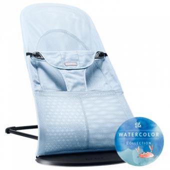 Кресло-шезлонг Balance Soft Air  Голубой лед