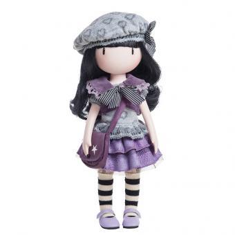 Кукла Горджусс Маленькая фиалка, 32 см