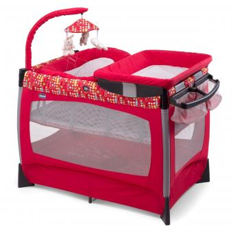 Манеж-кроватка для детей Chicco Lullaby RACE