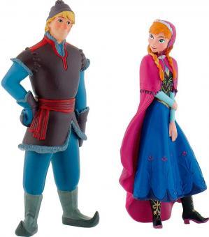 Набор фигурок Холодное сердце Кристоф и Анна