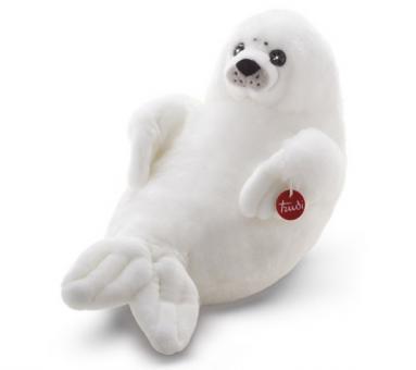 Белый Тюлень, 58 см