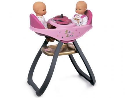 Стульчик для кормления двойняшек, Baby Nurse