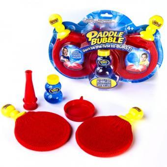 Теннис с мыльными пузырями Paddle Bubble