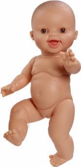 Кукла-пупс  Горди без одежды, девочка-европейка, 34 см