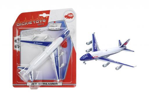 Самолетик летающий на подвеске, 25 см