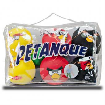 Игра Angry Birds Петанк (Бочча)