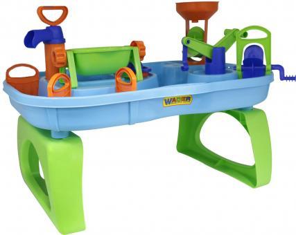 Стол для игр с водой Водный Мир №4 в коробке