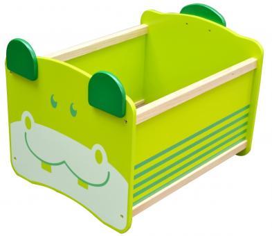 Ящик для хранения Бегемот(зелёный)
