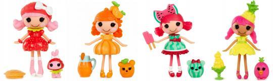 Кукла Lalaloopsy Mini, 4 вида