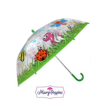 Зонт детский Насекомые 46 см