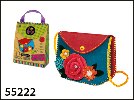 MeLaLa. Набор для создания сумочки
