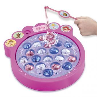 Настольная игра Поймай драгоценные камни Disney Принцессы