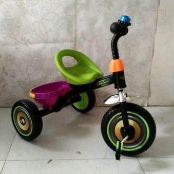Трехколесный велосипед Star trike зеленый