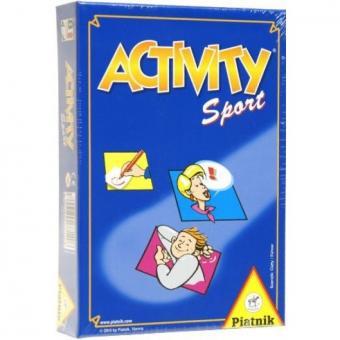 Оригинальная игра Activity Спорт