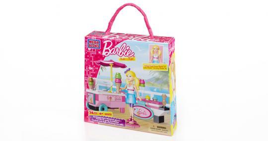 Набор Барби - профессии Магазин мороженого