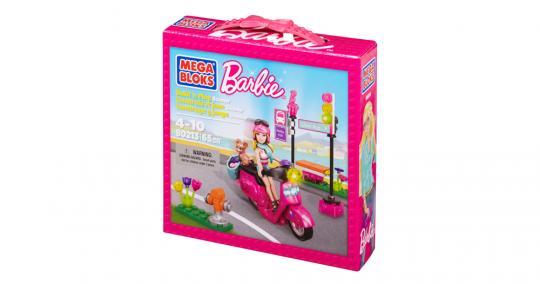 Набор Барби - профессии Скутер