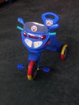 Трехколесный велосипед Easy ride синий