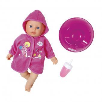 My little BABY born быстросохнущая кукла с горшком и бутылочкой, 32 см