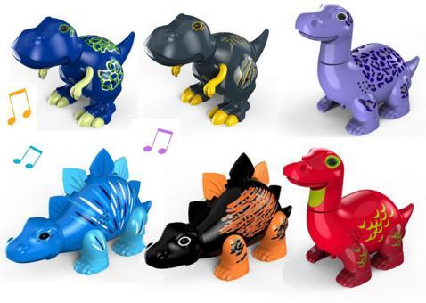 Интерактивная игрушка Digi Birds Динозавр с кольцом