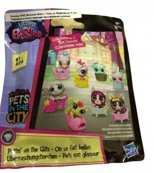 Littlest Pet Shop Зверюшка в закрытой упаковке