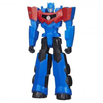 Трансформеры: Роботы под прикрытием, Серия Титаны: Optimus Prime Оптимус Прайм 30 см Оптимус Прайм