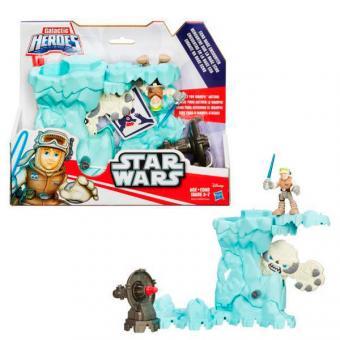 Набор StarWars Приключение героев Galactic Heroes