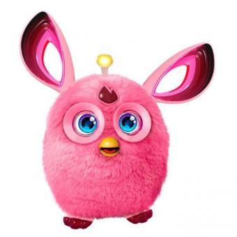 Интерактивная игрушка Furby Ферби Коннект Яркие цвета розовый