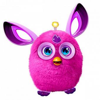 Интерактивная игрушка Furby Ферби Коннект Темные цвета розовый