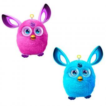 Интерактивная игрушка Furby Ферби Коннект Темные цвета