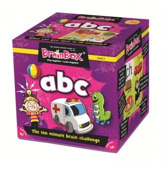 Сундучок знаний Развивающая игра ABC на английском