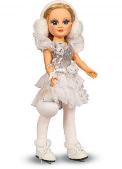 Кукла Анастасия Фигурное катание озвученная 40 см