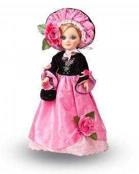 Кукла Анастасия-Фуксия озвученная, 40 см