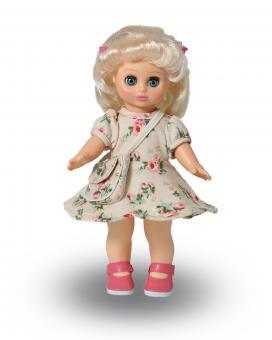 Кукла Настя 17 озвученная 30 см