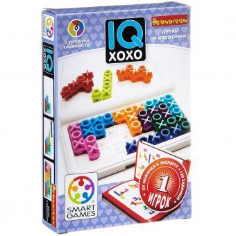 SmartGames Логическая игра IQ-ХоХо