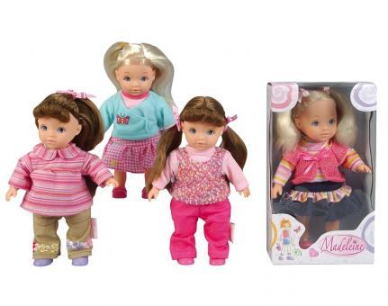 Madeleine Кукла Маделина, 4 вида