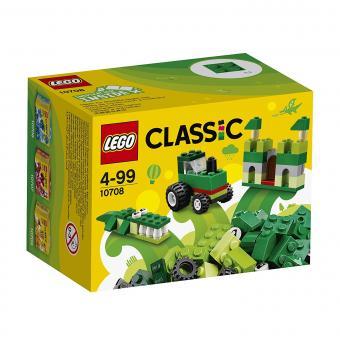 Конструктор Классика Зелёный набор для творчества