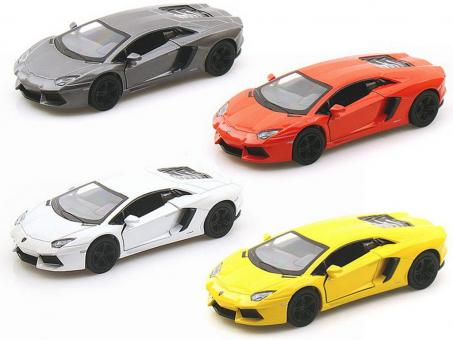 Модель машины 1:34-39 Lamborghini Aventador LP700-4
