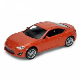 Модель машины 1:34-39 Toyota 86