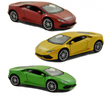 Модель машины 1:34-39 Lamborghini HURACAN LP 610-4