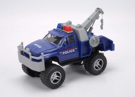 Полицейский эвакуатор