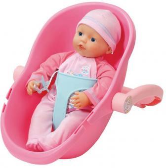 My little BABY born Кукла 32 см и кресло-переноска