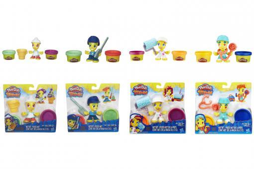 Игровой набор Play-Doh Город Фигурки, в ассорт.