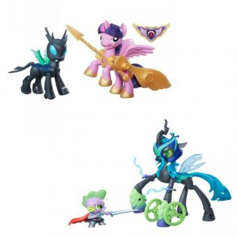 My Little Pony Guardians of Harmony 2 фигурки в наборе, 2 вида