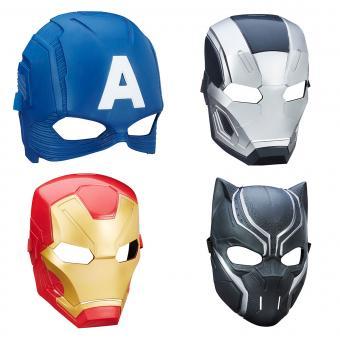 Hasbro Avengers маски героев в ассортименте