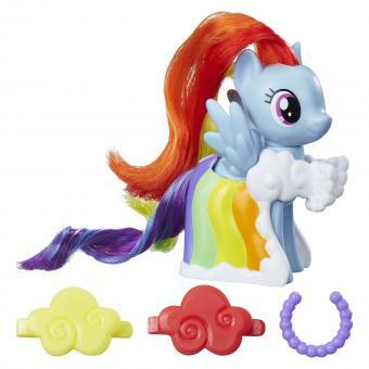My Little Pony пони модницы, 3 вида