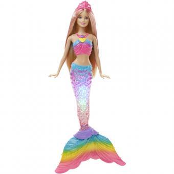 Barbie Кукла  Радужная русалочка